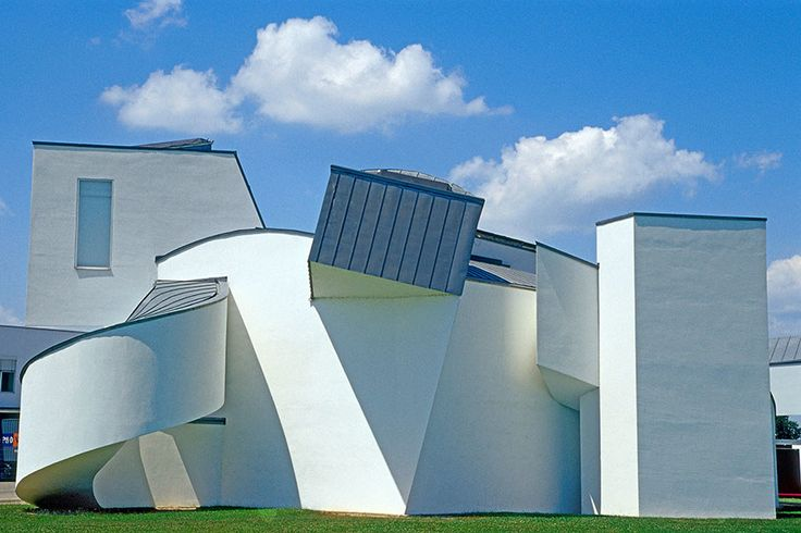 24 Spectacular Buildings by Frank Gehry Photos | Architectural Digest
