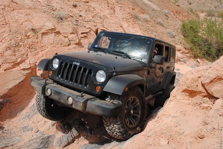 Jeep JK Logandale, NV
