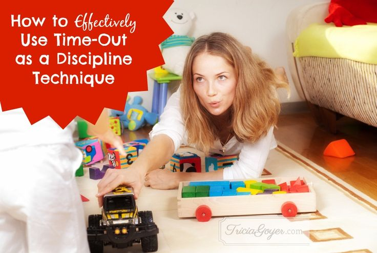 How to Effectively Use Time-Out as a Discipline Technique Did you miss a post in this series? Read parts two and three. I never used to be a fan of time-out. It never seemed to work. With my older three we'd do more consequence-based discipline. If they didn't put their toys away, they didn't get them for a few days. We also spanked (not in anger) on rare occasions for bigger offenses. But when we brought two kids home from the foster  {Read More}