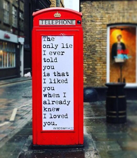 by Wrdsmth in London, 12/15 (LP)