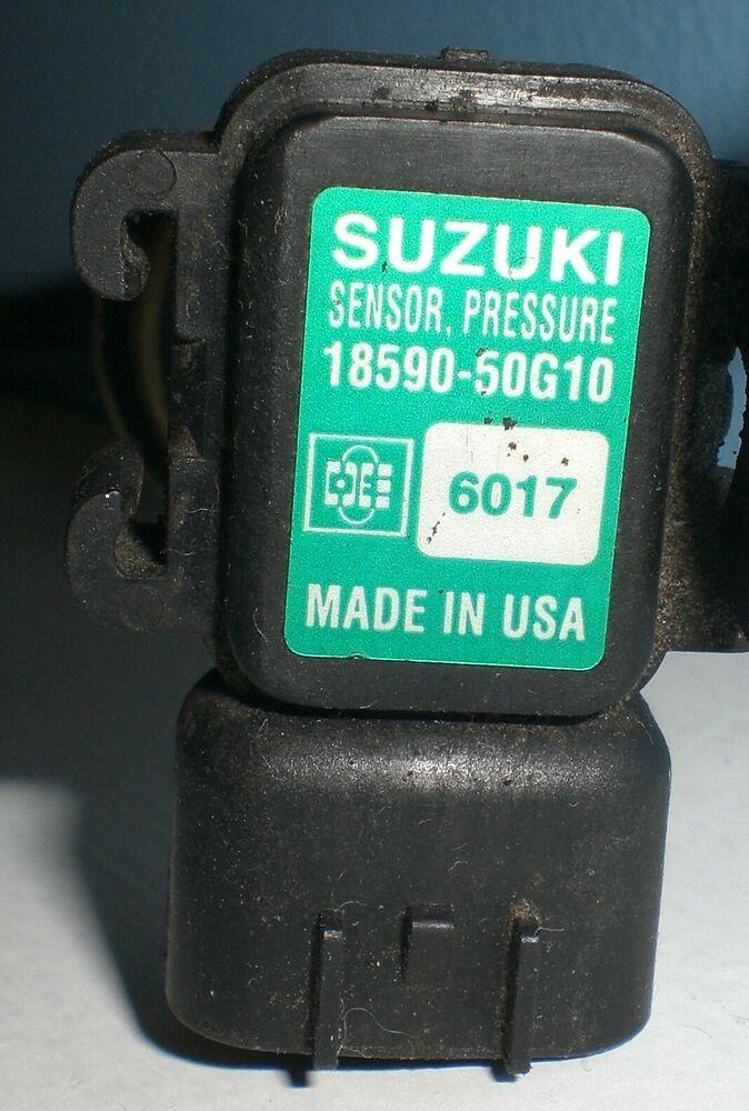 Chevrolet GM OEM 15-17 Equinox 2.4L Emission System-Front Oxygen Sensor 12665061