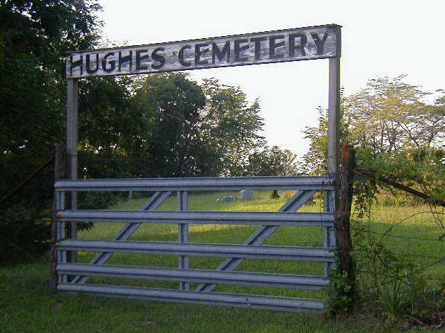 Old Hughes Cemetery, Harrison County, MO- Gravesite of GGGM Mary Johnson Wilson 1839-1880.