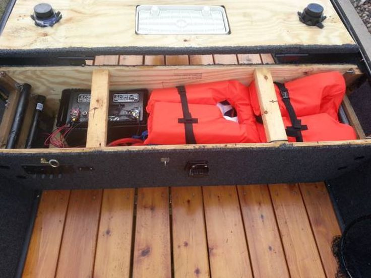 17 Best Images About Boat Hacks On Pinterest Bass Boat