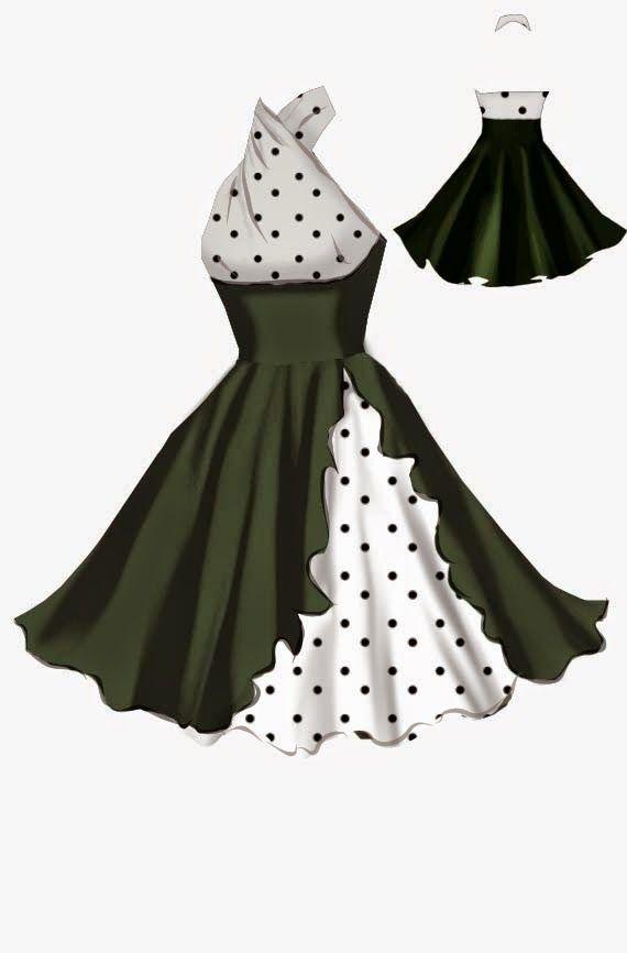 BlueBerryHillFashions: Rockabilly Dresses - NEW Design - Coming Soon - BlueBerryHillFashions.com