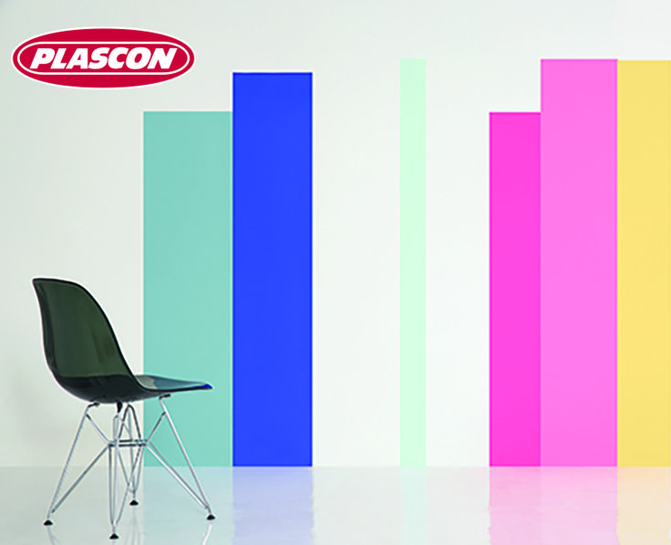 Go graphic with confident stripes of Discovery colours painted with Plascon Cashmere to create a statement wall that's as bold as it is bright. Cashmere's matt finish and advanced formulation hides imperfections on interior walls for the perfect finish, every time.