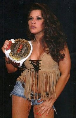 Tna knockouts valentines day - 3 part 7