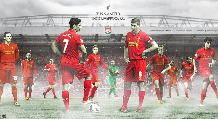 This Is Anfield, This Is Liverpool #YNWA
