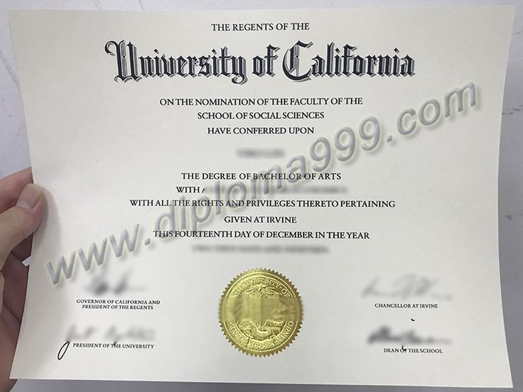 Uc Irvine Fake Diploma Sample Irvine Graduate Program Life Science