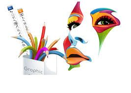 Graphic designing technique is necessary to make the website attractive and appealing. The company name and its logo designed by graphic designers' shows their expertise in graphic designing field.