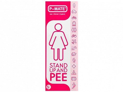 P-Mate   Female Peeing Device AWESOME!!