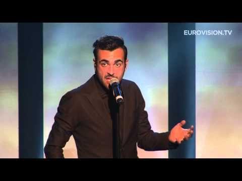 Quella che Marco Mengoni canterà all'Eurovision Song Contest, sarà una versione tutta inedita della sua L'essenziale: il cantante laziale infatti, per motivi di regolamento, ha dovuto ridurre la canzone perché rientrasse nei tre minuti richiesti dall'Eurovision Song Contest. ( video )