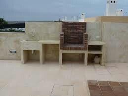 80 best images about deck on pinterest - Pergolas de cemento ...