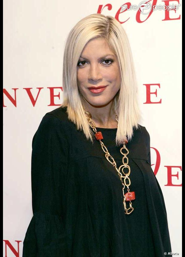 I love me some Tori Spelling hair!