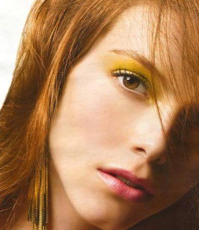 Желтые тени для век как бьюти-откровение - Статьи - Makeit-Up - отзывы о косметике