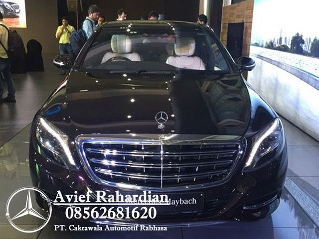 Harga Terbaru Mercedes Benz | Dealer Mercedes Benz Jakarta: Harga Mercedes Benz Maybach S 600 tahun 2017