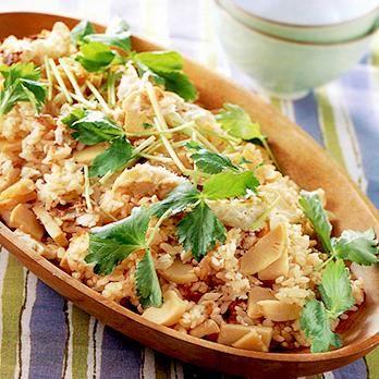 たけのことさわらのご飯   中島有香さんのごはんの料理レシピ   プロの簡単料理レシピはレタスクラブネット