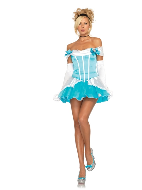 Glass Slipper Princess Sexy Adult Costume #sexy womens costumes #sexy halloween costumes