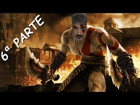 ►🎮 God of War Chains of Olympus 💀◄ 6ª PARTE