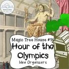 This is not your ordinary book study.  Create a report, poster, or presentation on Magic Tree House Book #16: Hour of the Olympics by Mary Pope Osborne and the related research guide, Ancient Greece and the Olympics by using these graphic organizers specifically created to correlate to the books! $