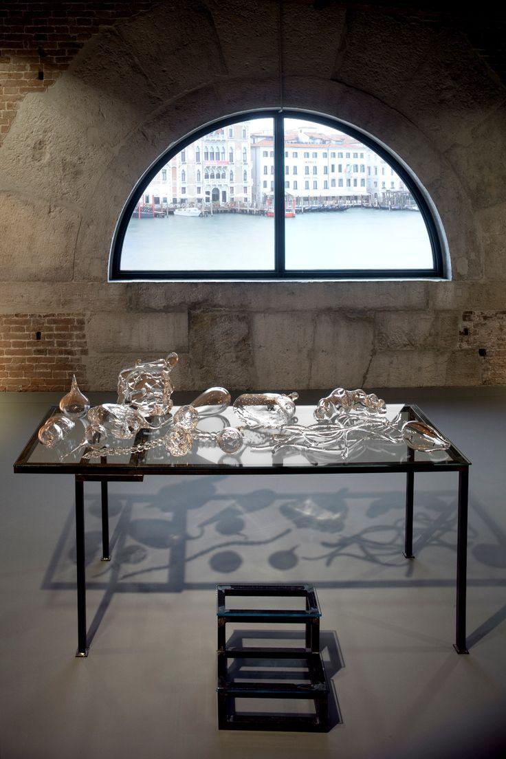 Chen Zehn  Crystal Landscape of Inner Body - 2000
