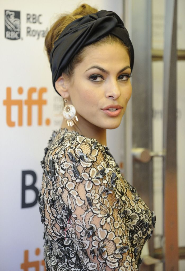 Eva Mendes *Not Typed by Kibbe