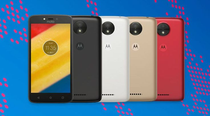 Lenovo Moto C and Moto C Plus Start With Price Tags Of €89 And €119