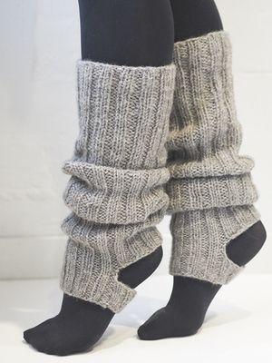 Neulotut säärystimet Novita Suomivilla | Novita knits