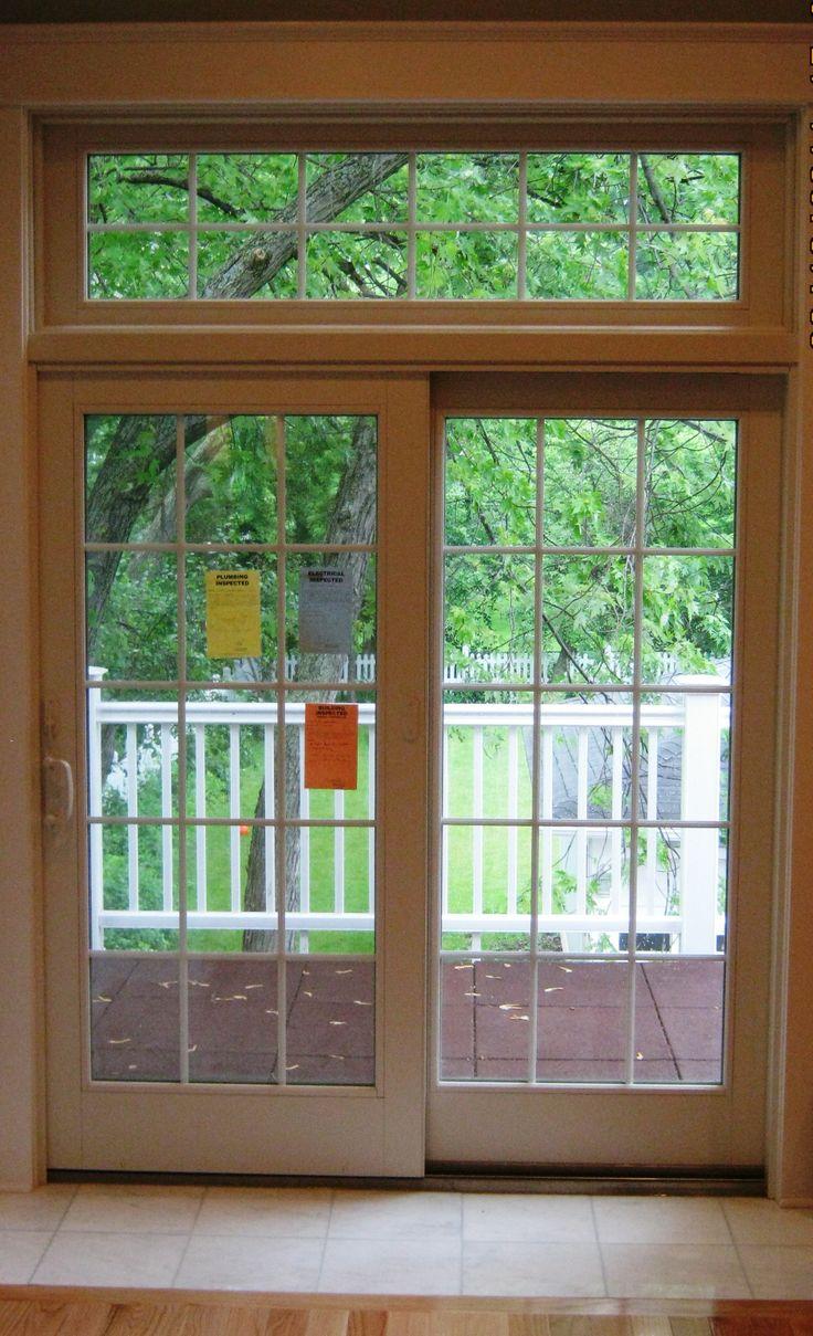 110 best sliding doors images on pinterest sliding glass for Exterior sliding glass doors