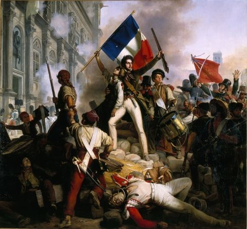 Good CCOT: Proir to the French Revolution France was split into different cultural sectors, nationalism brought them together and inspired the people to overthrow their government