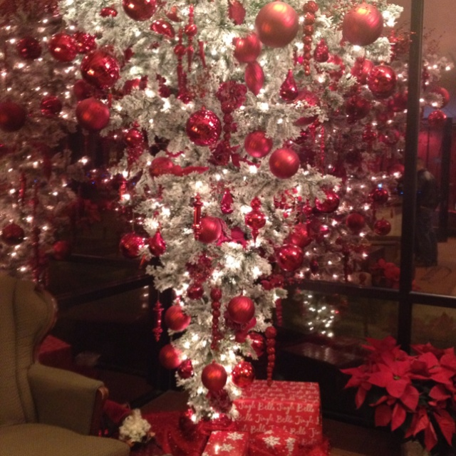 1000 Images About Upsidedown Christmas Tree On Pinterest