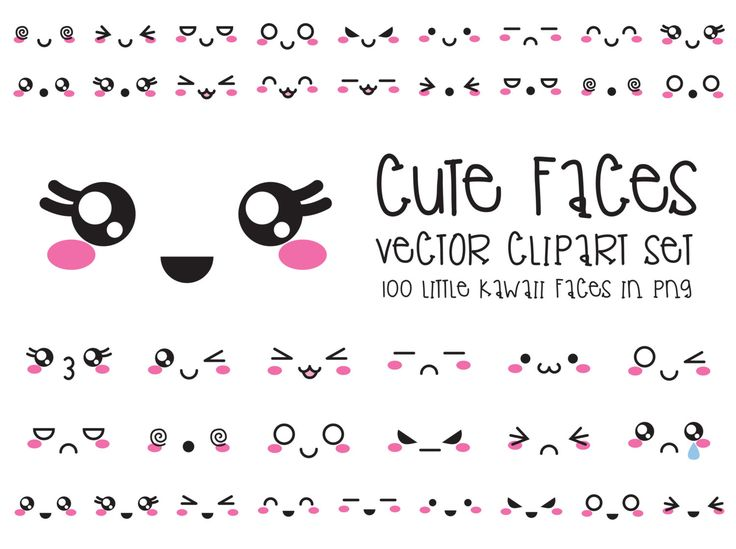 25+ best Kawaii Faces trending ideas on Pinterest | Kawaii diy ...