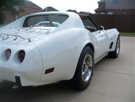 1977 Corvette- I had one just like this! Kit & I had fun in! :)