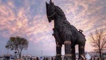 Truva Atı, Troia, Truva Savaşı