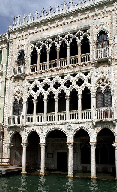 Venice, Canal Grande, Ca' d'Oro