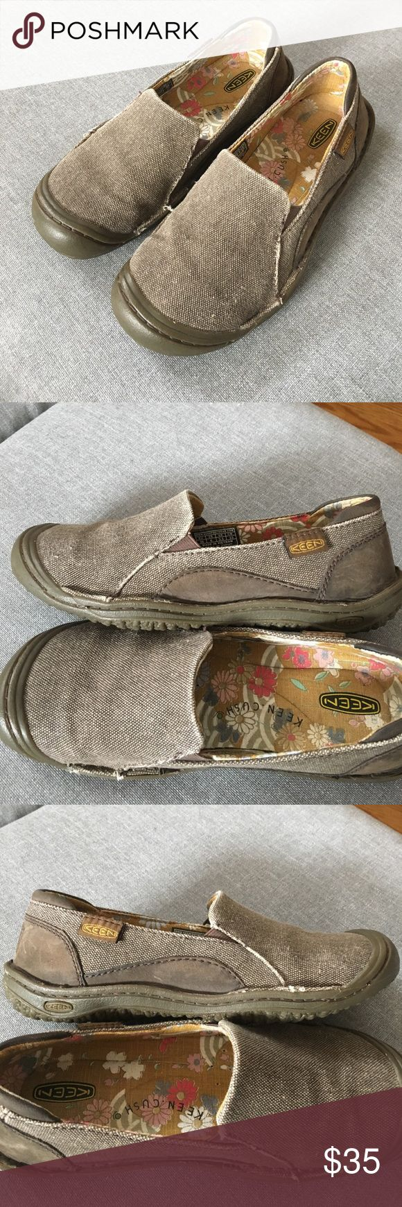 Keen cushion everyday walking shoes! BNWOT Super comfortable and cute. Keen Shoes Mules & Clogs