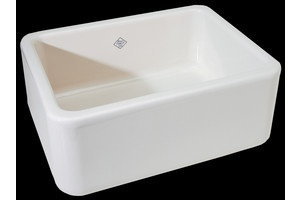 Shaws Sinks are made from fireclay - hand-poured, shaped and stamped by artisans in Northern England
