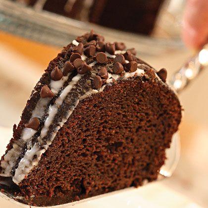 Glazed Chocolate-Pumpkin Bundt Cake | 20 Great Pumpkin Recipes | Food ...