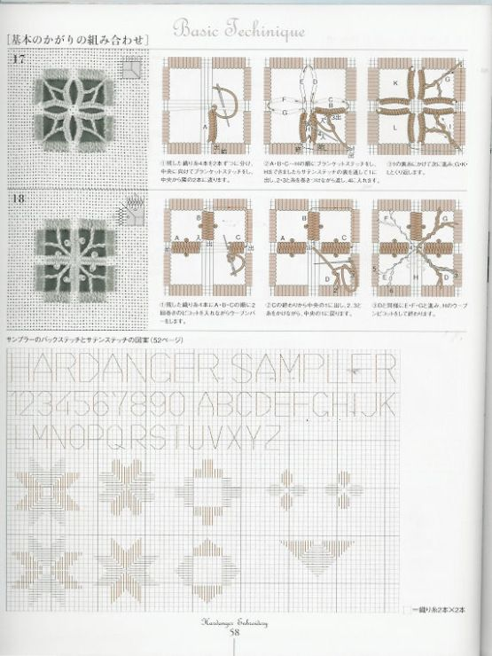 Images about hardanger tutorials on pinterest