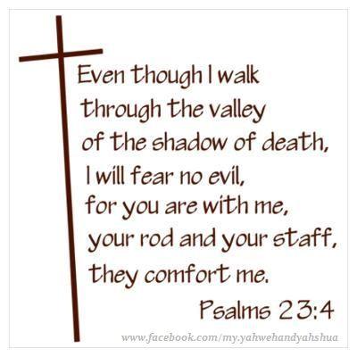 ... Foot, Christian Tattoo Faith, Rosaries Foot Tattoo, Psalms 23 4 Tattoo