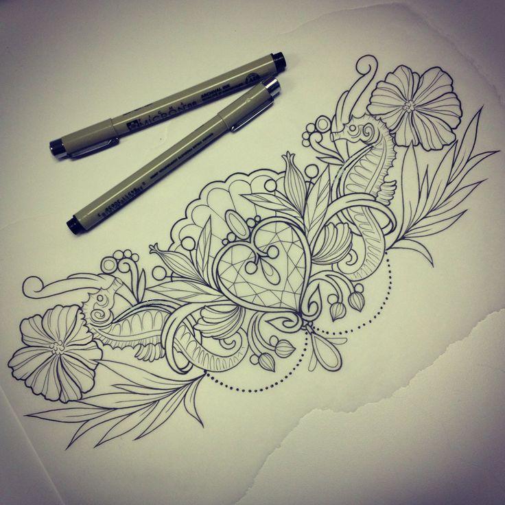 Kresby, ktoré vás môžu inšpirovať pri výbere ďalšieho tetovania | REFRESHER.sk