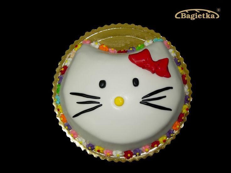 Tort dla dzieci   bagietka