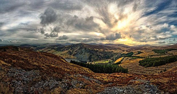 Горы Уиклоу в фотографиях Александра Микуланса