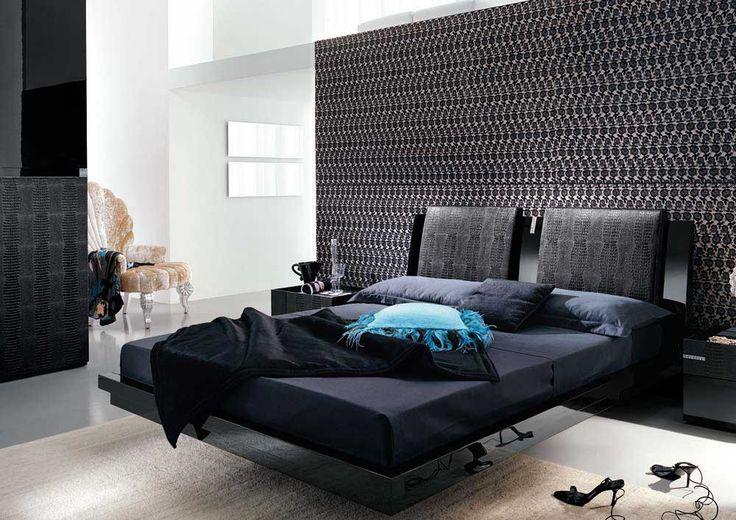 Desain Interior Kamar Tidur Nyaman Untuk Beristirahat - http://www.rumahidealis.com/desain-interior-kamar-tidur-nyaman-untuk-beristirahat/