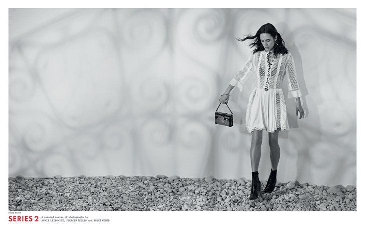 Pin for Later: These Fashion Campaigns Prove That Age Is Nothing but a Number Jennifer Connelly in Louis Vuitton Age: 44