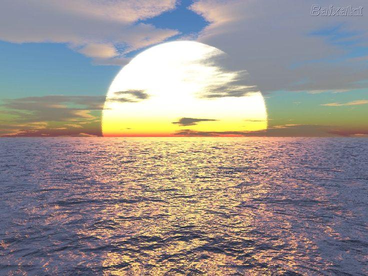 além do horizonte deve ter, algum lugar bonito pra viver em paz.