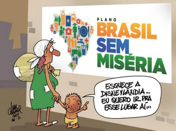 Entenda porque a ideologia de esquerda não quer o fim da pobreza | #Capital, #Cuba, #IL, #MassaDeManobra, #Pobreza, #Venezuela