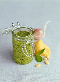 Pesto de mayonesa