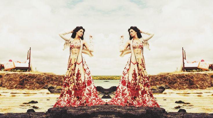 Traditional Fashion Redefined.  #traditional #fashion #rachitfashion