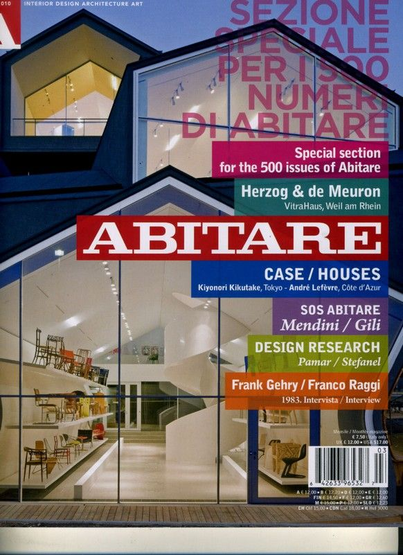 For Fans Of Architecture And Design Magazines Interior Prepares An Exclusive List The Top Architectural Magazine World