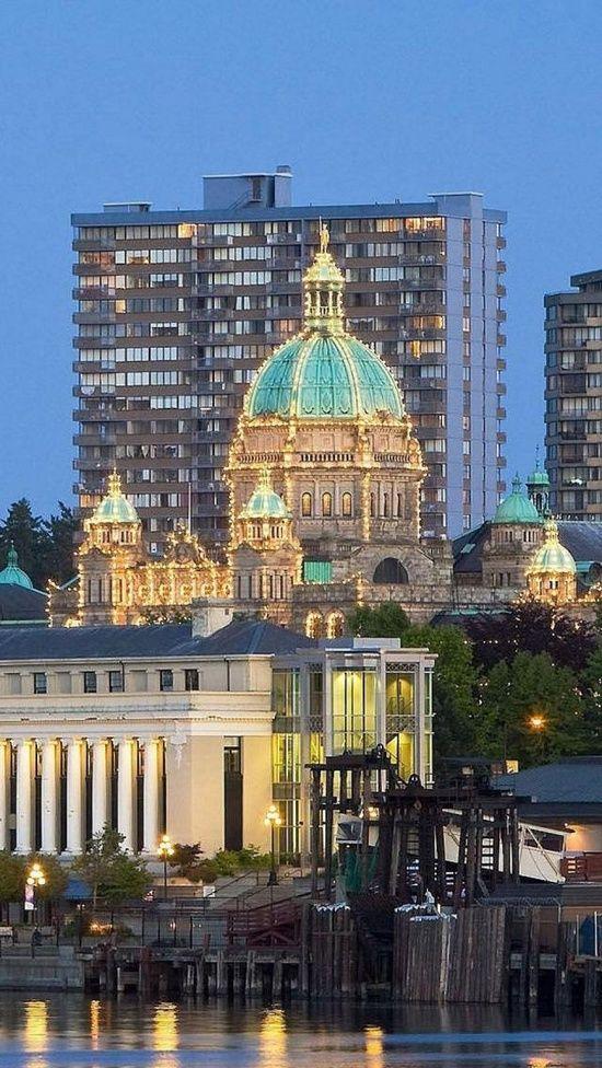 Victoria-------Vancouver Island, British Columbia, Canada.